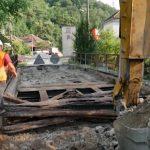 Počela rekonstrukcija mosta u selu Vratarnica kod Zaječara
