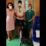 """""""Borani za Bor"""" donirali bolnici dečja kolica i stolicu za kupanje"""