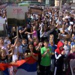 Više od pet hiljada Borana na građanskom protestu protiv aero zagađenja