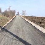 Asfaltiranje lokalnog puta u selu Vrbovac u opštini Boljevac