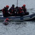 Na Borskom jezeru organizovana obuka tima za spasavanje na vodi