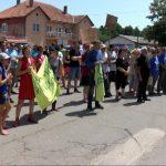"""Protest """"Za spas Zlotske reke"""""""