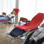 U Studentskom domu u Boru organizovana akcija dobrovoljnog davanja krvi