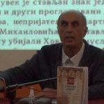 """Promocija knjige """"30 srpskih zašto"""" Dragana Miloševića"""